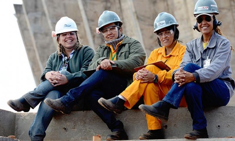 Dia Internacional da Mulher na Engenharia!