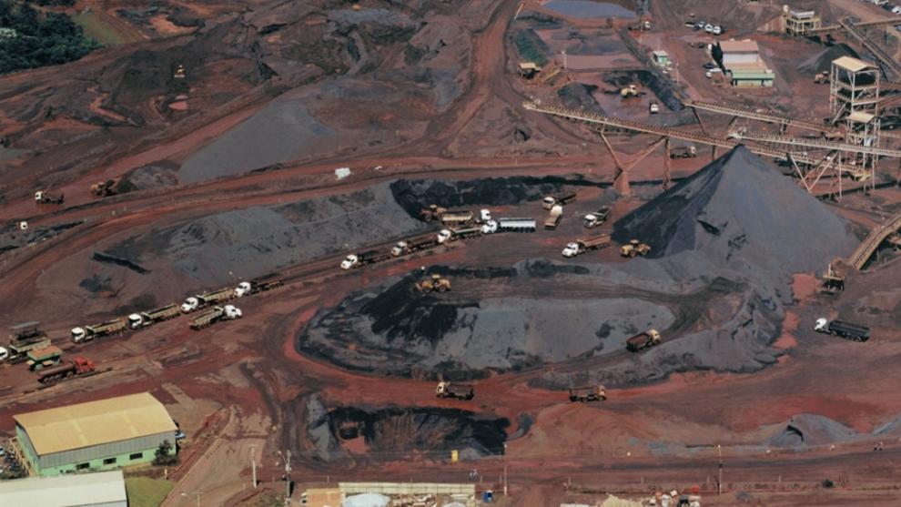 Resíduo Industrial na Mineração!