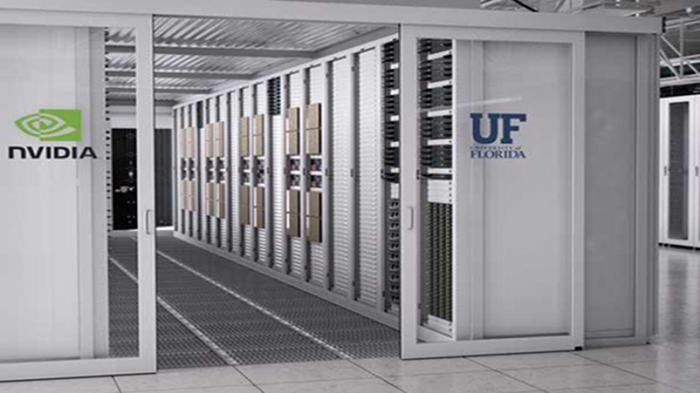 Nvidia doa US$ 50 milhões para Universidade da Flórida.