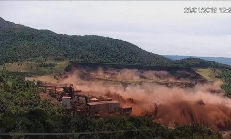 Lei que muda regras de controle de barragens é sancionada por Bolsonaro