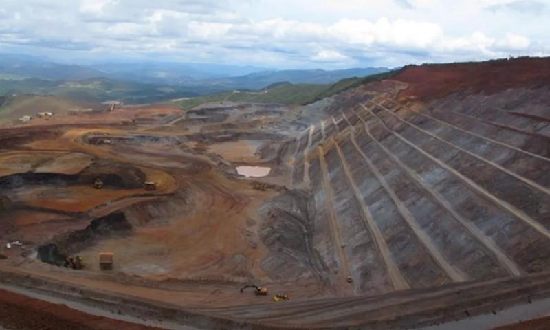 Exportações de minério de ferro de MG crescem 134% no primeiro trimestre