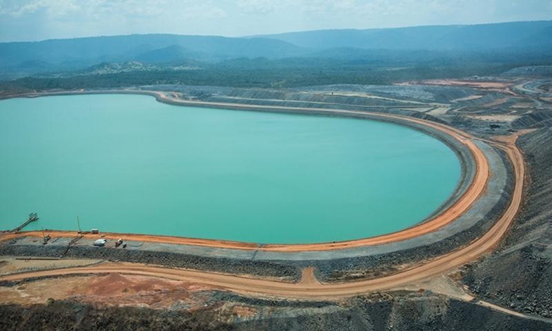 Consulta pública para novo regulamento de barragens.